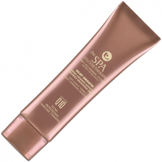 Tecna spa q10 enzymetherapy silky smooth крем для волос 75мл