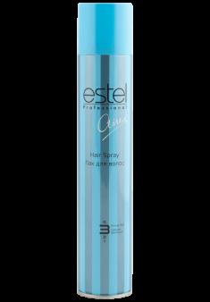 ESTEL PROFESSIONAL Лак сильной фиксации для волос / Airex 400 мл