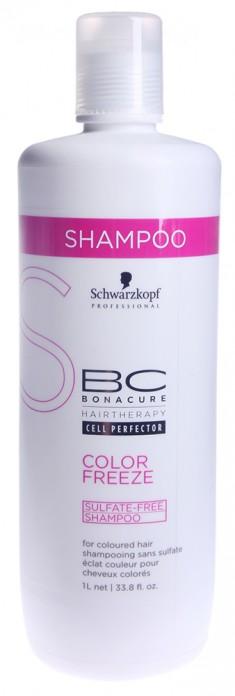 SCHWARZKOPF PROFESSIONAL Шампунь мицеллярный бессульфатный / BC pH 4.5 Color Freeze 1000 мл