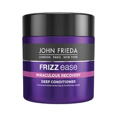 JOHN FRIEDA Интенсивная маска для ухода за непослушными волосами Frizz Ease MIRACULOUS RECOVERY 150 мл