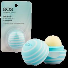 Бальзам для губ EOS со вкусом ванили и мяты 7 г