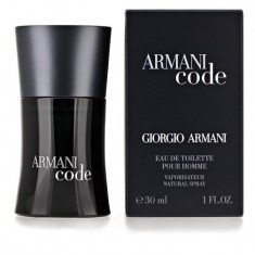 GIORGIO ARMANI CODE вода туалетная муж 30 ml
