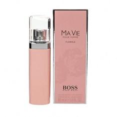 BOSS MA VIE FLORALE вода парфюмерная женская 50 ml HUGO BOSS