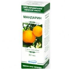 Масло мандарин эфирное 10мл Аспера