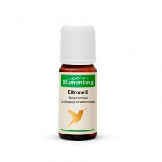 Blumenberg масло эфирное Цитронелла Citronel 10мл