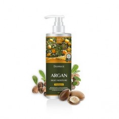 Бальзам с аргановым маслом для волос, 1000 мл (Deoproce)
