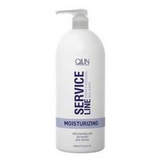 Увлажняющий бальзам для волос, 1 л (Ollin Professional)