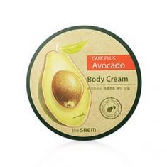 Крем с экстрактом авокадо для тела, 300 мл (The Saem)