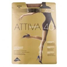 Колготки женские OMSA ATTIVA 40 den Daino р-р 4