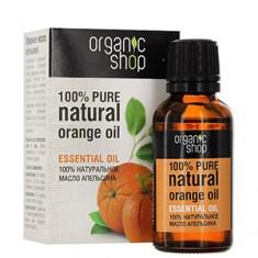 Эфирное масло Апельсина, 30 мл (Organic Shop)