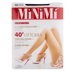 Колготки женские MINIMI VITTORIA 40 den Nero р-р 3