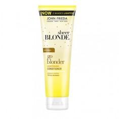 John Frieda Sheer Blonde Go Blonder Кондиционер осветляющий для натуральных, мелированных и окрашенных волос 250 мл