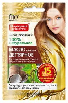 Масло для волос Фитокосметик ФИТОКОСМЕТИК
