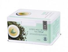 Маски для лица с экстрактом зеленого чая A'PIEU Daily Sheet Mask Green Tea Soothing