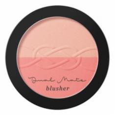 Румяна для лица MISSHA Dual Mate Blusher (Pink Topia)