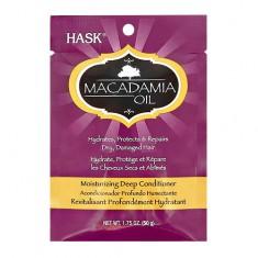 Маска для волос HASK MACADAMIA OIL увлажняющая 50 г