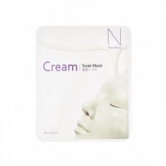 Маска тканевая питательная MISSHA Cream-Soak Mask [Nourishing] 23г