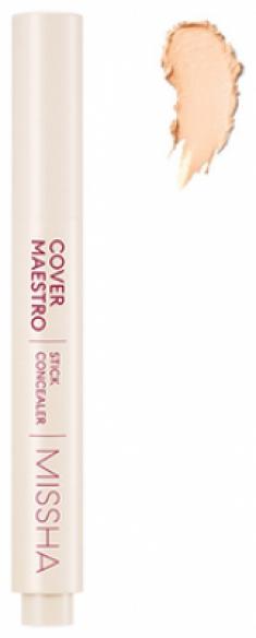 Консилер для лица MISSHA Cover Maestro Stick Concealer (№21/Piano)