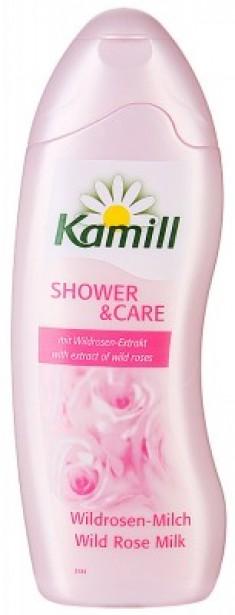 Гель для душа Kamill Дикая роза 250 мл