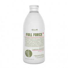 OLLIN, Очищающий шампунь Full Force, 300 мл OLLIN PROFESSIONAL