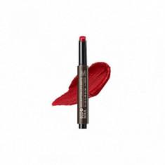 Помада для губ матовая THE SAEM Eco Soul KISS Button Lips Matte 07 Retro Red 2гр