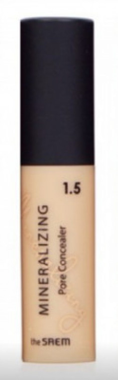 Консилер для маскировки пор THE SAEM Mineralizing Pore Concealer 1.5 Natural Beige 4ml