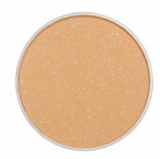 Тени прессованные Make-Up Atelier Paris T043 Ø 26 прозрачный жёлтый запаска 2 гр