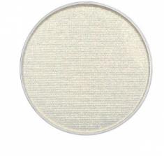 Тени прессованные Make-Up Atelier Paris T151 Ø 26 белое золото запаска 2 гр