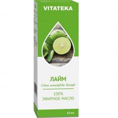 Витатека Масло Лайм эфирное 10мл Vitateka