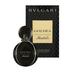 BVLGARI GOLDEA THE ROMAN NIGHT ABSOLUT Парфюмерная вода женская 30мл