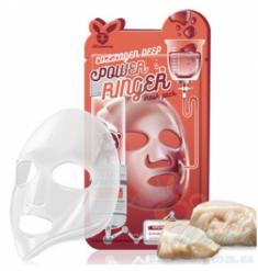 Маска тканевая с коллагеном ELIZAVECCA Deep Power Ringer Mask Pack Collagen 23 мл