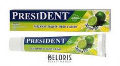 Зубная паста для полости рта President