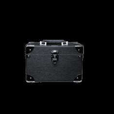 Мини-кейс для визажиста черный, размер 26 Х 18 Х 15 Make-Up Atelier Paris