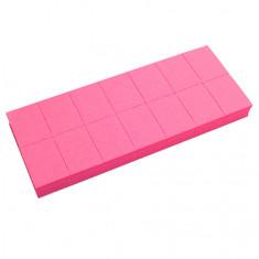 ruNail, Баф мини, розовый, 100/180