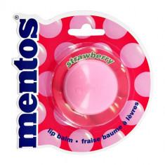 Бальзам для губ MENTOS Strawberry 7 г