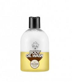Гель-масло для душа двухфазный с арганой VILLAGE 11 FACTORY Relax Day Body Oil Wash 300мл