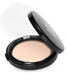 Пудра компактная, запаска Make-Up Atelier Paris CPC прозрачно-белая 10 г