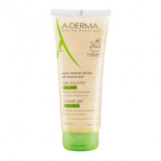 Гель для очищения тела питательный A-Derma Essential 200 мл