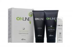 KAARAL Крем выпрямляющий для нормальных и крепких волос / Online hair straightening system 1, 450 мл