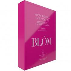 Blom Кофеин Микроигольные патчи для глаз 4 пары BLÓM