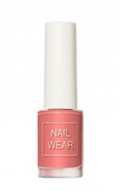 Лак для ногтей THE SAEM Nail wear 95. Dusty Coral 7мл