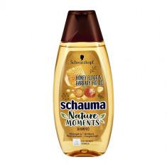 Шампунь для волос SCHAUMA NATURE MOMENTS Медовый эликсир 400 мл