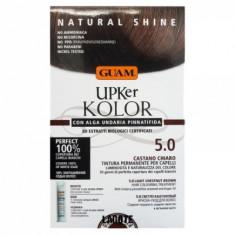 Краска для волос GUAM UPKer KOLOR Светло-каштановый 5.0 215мл