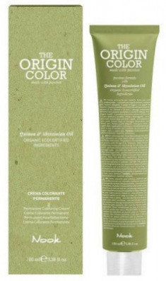 Краска для волос NOOK Origin Color Cream 12.7 Суперосветляющий Песочный Блондин 100 мл