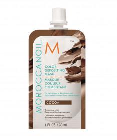 MOROCCANOIL Маска тонирующая для волос, какао / COLOR DEPOSITING MASK COCOA 30 мл