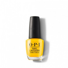 Лак для ногтей OPI LISBON Sun, Sea, and Sand in My Pants NLL23 15 мл