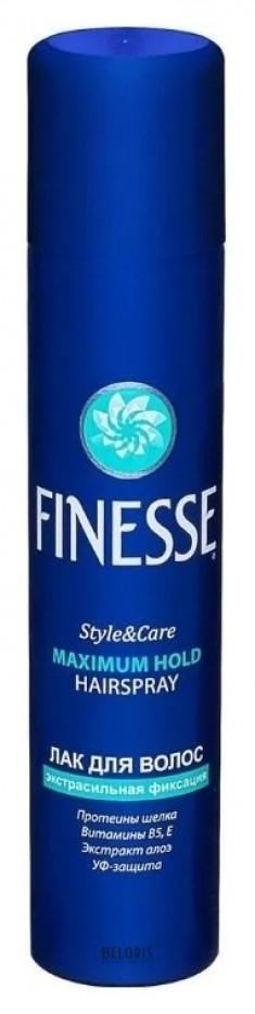 Лак для волос Finesse