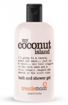 Гель для душа кокосовый рай Treaclemoon My Coconut Island Bath & Shower Gel 500 мл