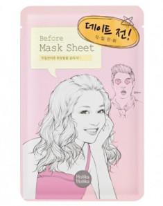 Маска тканевая Перед свиданием Holika Holika Mask Sheet Before Date 18мл