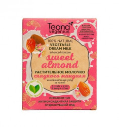 TEANA Молочко растительное сладкого миндаля / Vegenius sweet almond 5 х 2 мл